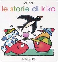 Le storie di Kika Book Cover