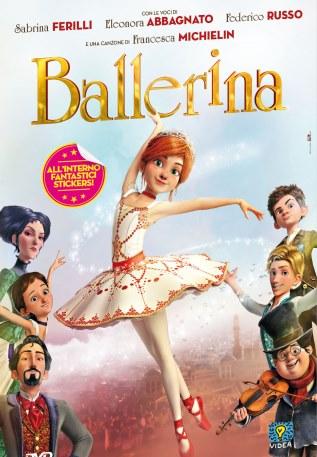 ab53afaf4c Ballerina [DVD] (7 - Film, Genere: animazione, Soggetto fiction: arte e  spettacoli) Notizia nel catalogo scolastico