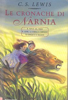Le cronache di Narnia - C.S. Lewis - Romanzo